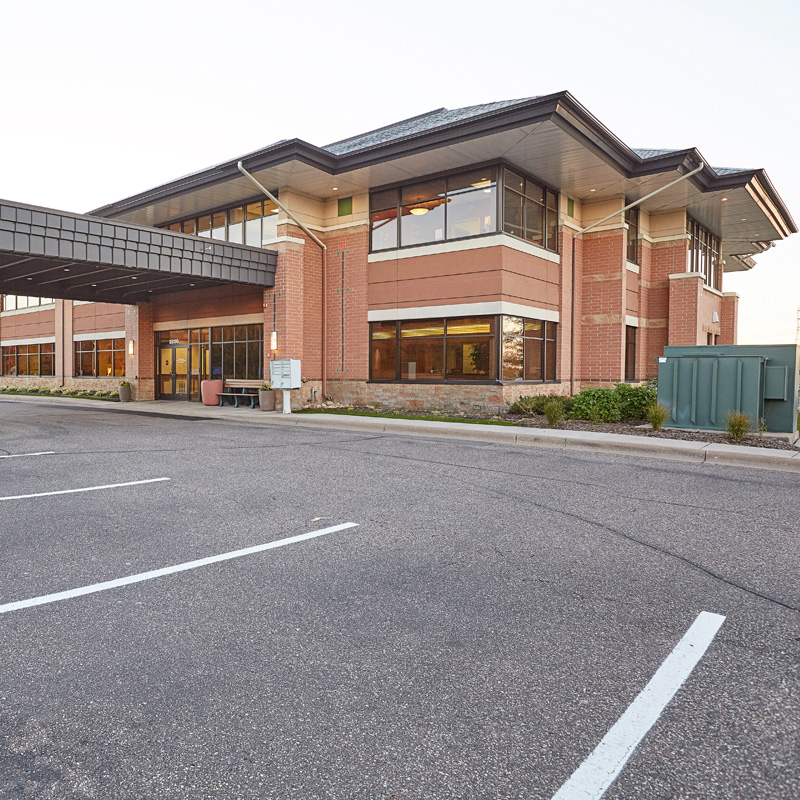 CURVE CREST PROFESSIONAL BUILDING