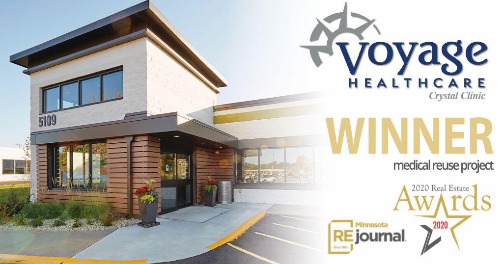 Voyage Healthcare, 2020 MREJ Winner